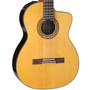 Takamine TC132SC Solid Cedar Top Classical Acoustic Electric Guitar w/ Case