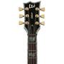 ESP LTD EC-1000 EC Series Solid-Body Electric Guitar, Black - LEC1000BLK