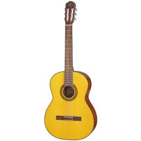 Takamine GC1LH-NAT Nylon String Left-Handed Classical Guitar, Natural