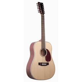 Johnson JD-06-12 Songwriter II 12-String Dreadnought Acoustic Guitar