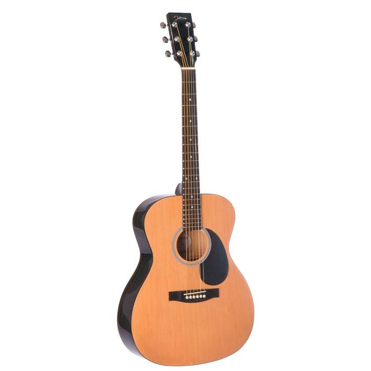 Johnson JG-420-N 000-Style Acoustic Guitar, Natural
