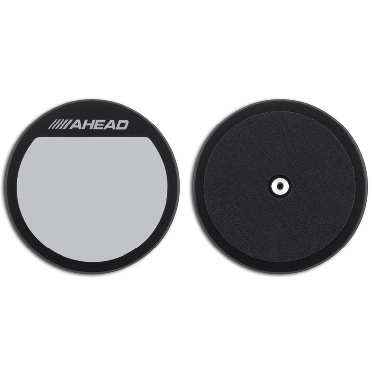 "Ahead AHPS 7"" Single Sided Drum Practice Pad with Mount"
