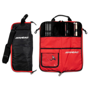 Ahead SB4 Deluxe Drumstick Case, Red