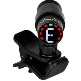 Fender Bullet Clip-on Tuner with LED Screen (0239979002)