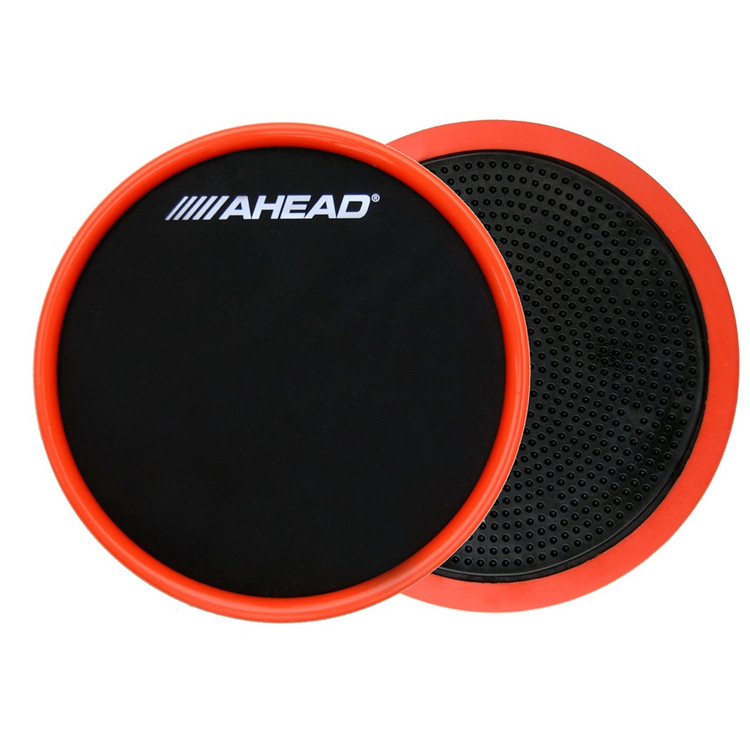 "Ahead 6"" Compact Stick-On Drum Practice Pad"
