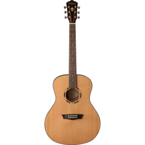 Washburn WLO11S-O Woodline Series Orchestra Acoustic Guitar, Natural