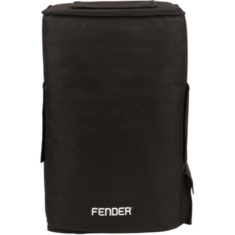 Fender Fortis 12 Fitted Speaker Cover, Black (771-0513-000)