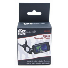 Fat Boy FB-200D Clip-On Instrument Tuner
