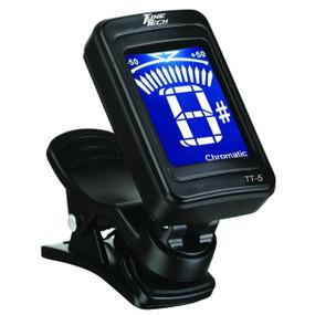 Tune Tech TT-5 Clip-On Chromatic Instrument Tuner