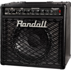 Randall RG80 RG Series 80 Watt 1x12 Guitar Combo Amplifier