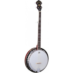 Oscar Schmidt OB5E 5-String Electric Banjo with Pickup