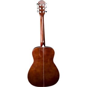 Oscar Schmidt OGHS 1/2 Size Steel String Acoustic Guitar, Natural