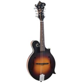The Loar LM-375-VSM Grassroots F-Style Acoustic Mandolin, Vintage Sunburst