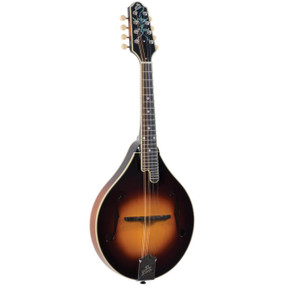 The Loar LM-400E-VS Supreme A-Style Acoustic Electric Mandolin, Vintage Sunburst