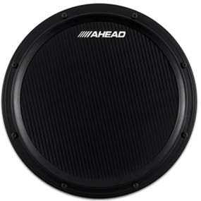 """Ahead AHSHPC 14"""" S-Hoop Marching Drum Practice Pad without Snare Sound"""
