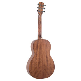 Recording King RP-M9M All Solid Single-0 Body Acoustic Guitar, Natural