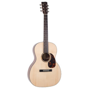 Recording King ROS-G6 Solid Top 000-12th Fret Acoustic Guitar, Natural