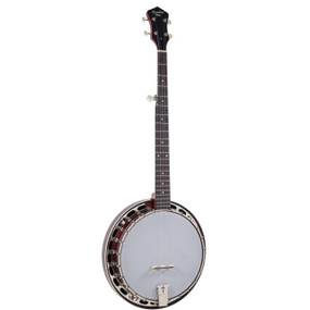 Recording King RKH-05E Dirty 30's Acoustic Electric Resonator Banjo