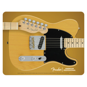 Fender Telecaster Electric Guitar Mouse Pad, Butterscotch Blonde