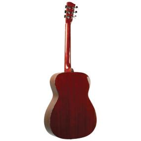 Savannah SGO-16 Mahogany Top 000-Body Acoustic Guitar, Natural