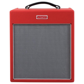 "VHT AV-RL-25B Redline 25 Watt Bass Guitar Combo Amplifier, 10"" Speaker"