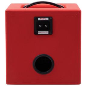"""VHT AV-RL-10BC Redline 10"""" Bass Speaker Cabinet, Rear Ported"""