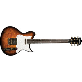 Washburn WIT16VSK Idol T16 Electric Guitar w/ Duncan Vintage Stack Pickups, Vintage Sunburst