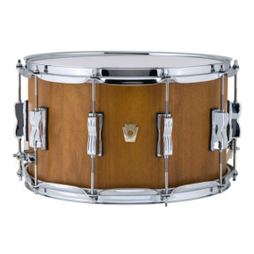 "Ludwig LKS784XXCH Limited Edition 8""x 14"" Standard Maple Snare Drum, Mojave Cherry Finish"
