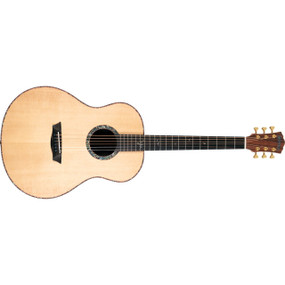 Washburn Bella Tono Elegante S24S Studio Acoustic Guitar, Natural