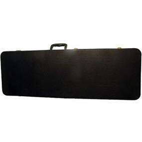 TKL 7636 Premier II Hardshell Case for Precision/Jazz Bass Guitar, Black