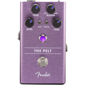 Fender The Pelt Fuzz Guitar Effects Pedal