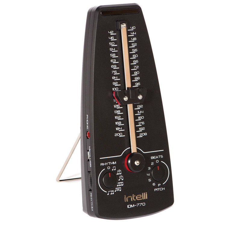 Intelli IDM-770 Digital Pendulum Metronome & Pitch Generator