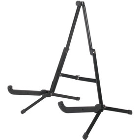 Guardian SG-085 Folding A-Shape Guitar Stand, Black