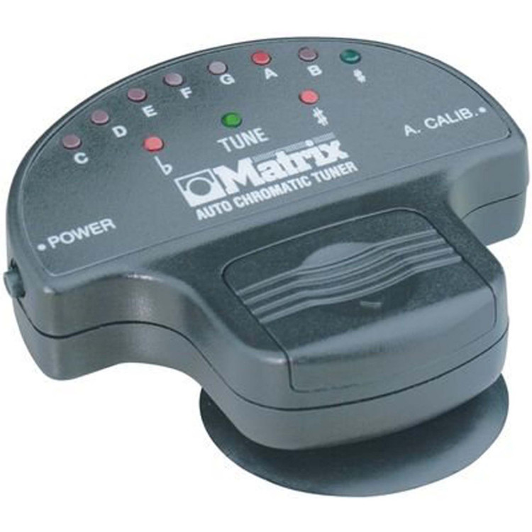 Matrix SR600 Chromatic Contact Tuner for Stringed Instruments