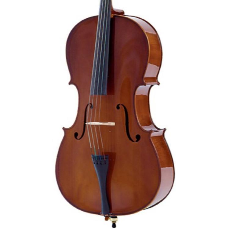 Palatino VC-150-3/4 Antonius Student Cello Outfit, 3/4 Size