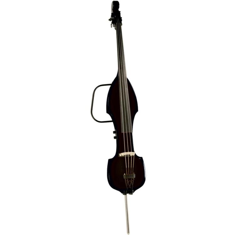 Palatino VE-500-BK Electric Upright Bass, Black