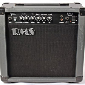 "RMS G40 Guitar Combo Amplifier, 40-Watt with 10"" Speaker"