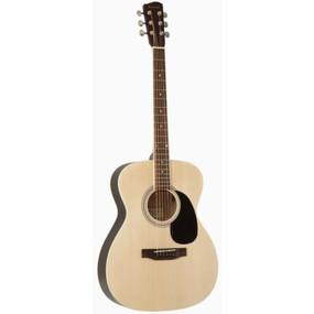 Savannah SGO-12-NA 000-Style Acoustic Guitar, Natural