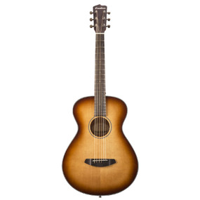 Breedlove Discovery Concertina Acoustic Guitar with Gig Bag, Sunburst