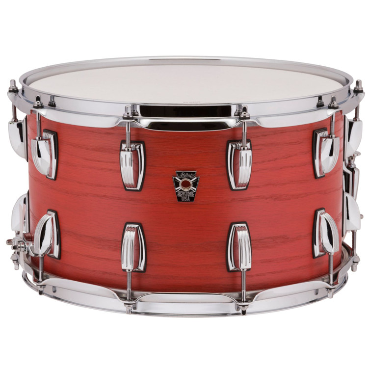 "Ludwig LKS764XXSF Keystone X Series 6.5""x 14"" Snare Drum, Sienna Fire"