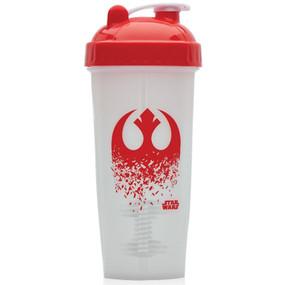 Performa PerfectShaker 28oz Star Wars The Last Jedi Shaker Cup, Rebel Symbol