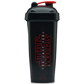 Performa PerfectShaker 28oz Star Wars The Last Jedi Shaker Cup, Black