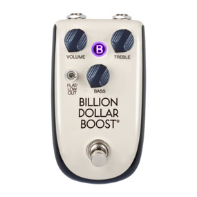 Danelectro Billionaire Series BB-1 Billion Dollar Boost Effects Pedal