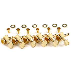 Fender Locking Stratocaster/Telecaster Electric Guitar Tuning Machines, Gold