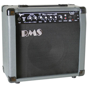 "RMS G20R Guitar Combo Amplifier, 20-Watt with 8"" Speaker and Reverb"