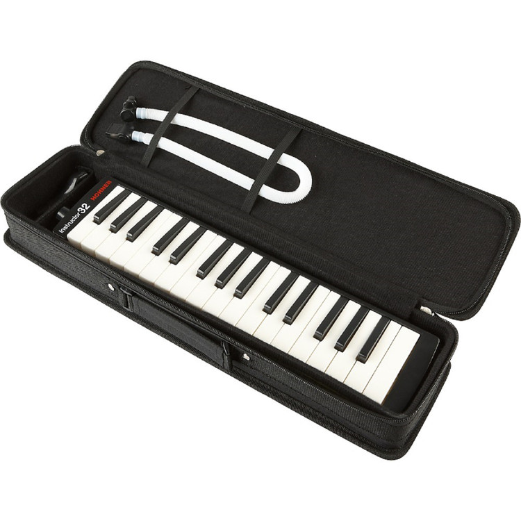 Hohner Instructor 32 Melodica with Carrying Case 32 Keys