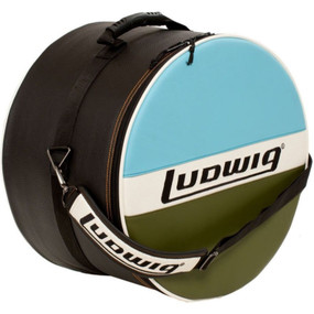"Ludwig Atlas Classic Heirloom Bass Drum Bag, 16""x 22"""