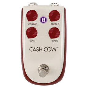 Danelectro BC-1 Billionaire Cash Cow Distortion Overdrive Effects Pedal