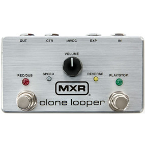 Dunlop MXR M303 Clone Looper Guitar Effects Pedal (M303)