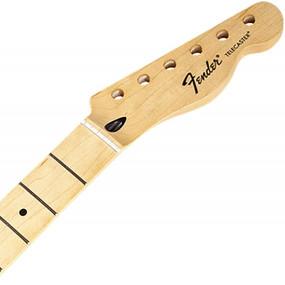 Fender 099-5102-921 Standard Series Telecaster Neck, 21 Medium Jumbo Frets, Maple
